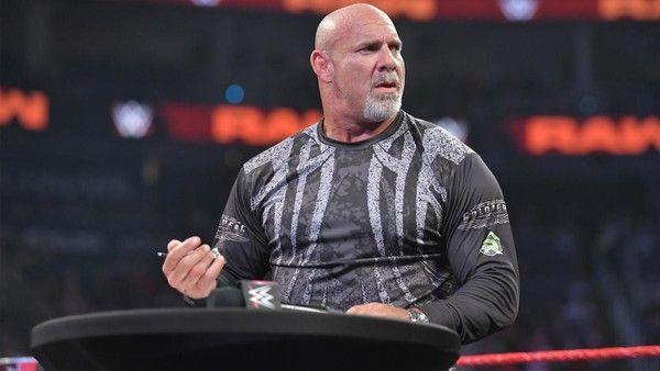 Goldberg is back!
