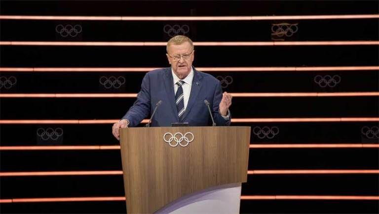 IOC Vice President John Coates (Image Credits - IOC)