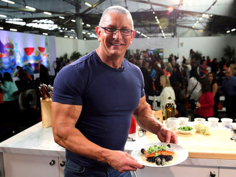 Host of Restaurant Impossible Robert Irvine - Photo Credit: Getty Images