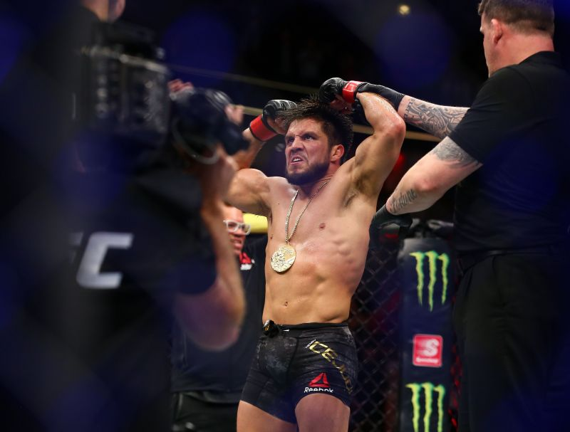 Cejudo has certainly set his sights on adding more gold to his collection