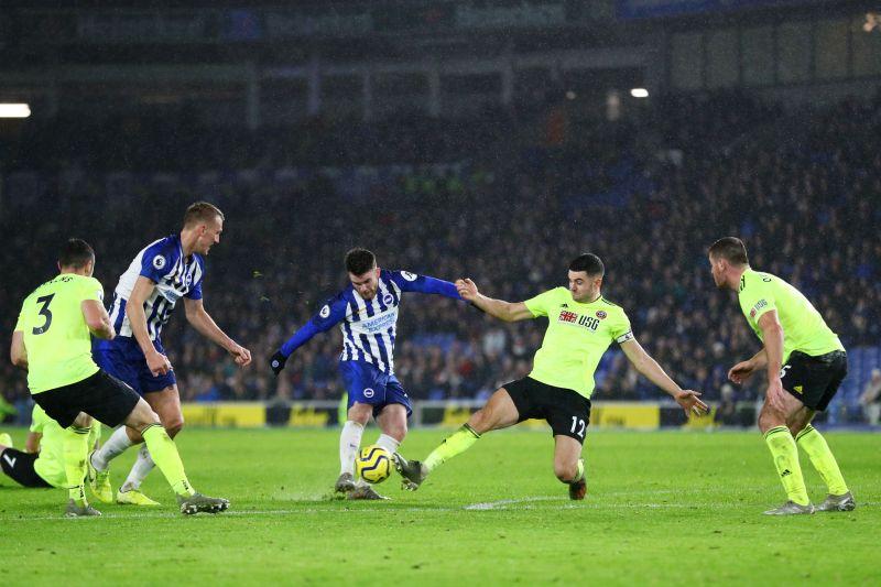 Sheffield United host Brighton in the Premier League