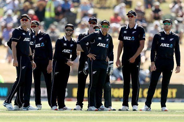न्यूजीलैंड ने भारत को 3-0 से हराया