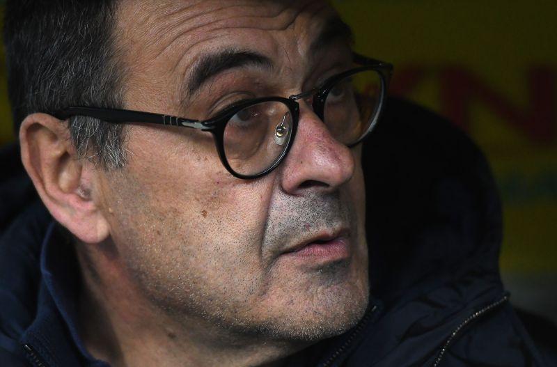 Maurizio Sarri got back to winning ways with Juventus