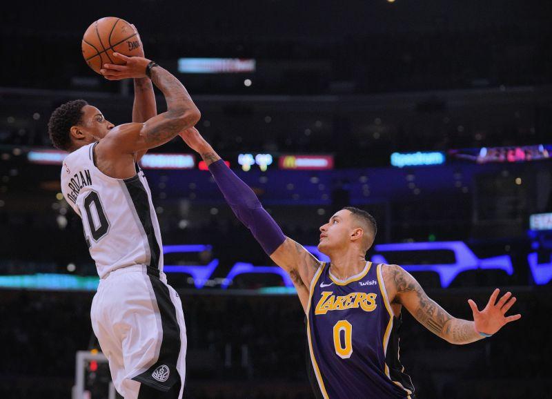 San Antonio Spurs vs Los Angeles Lakers should be an enticing contest