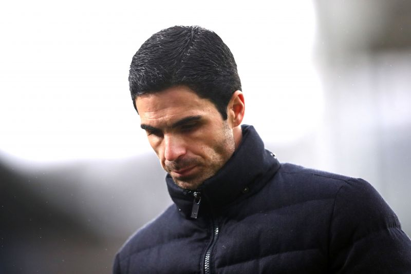 Mikel Arteta is feeling confident again.