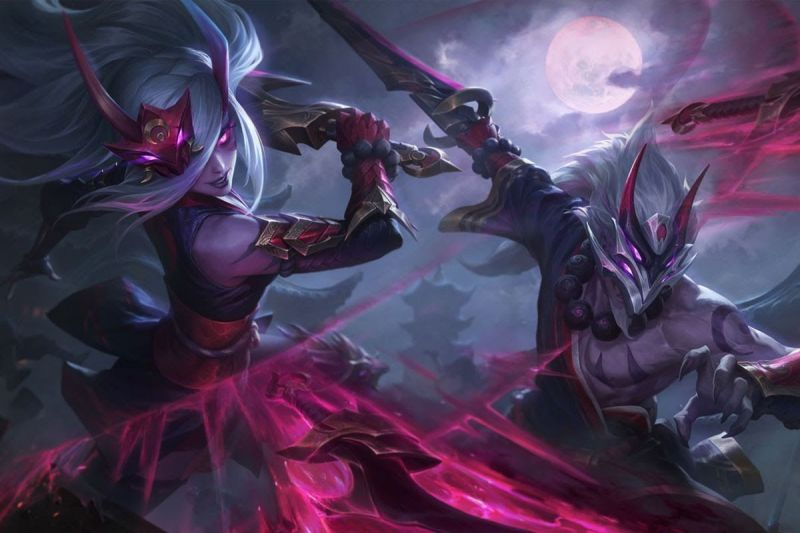 New Blood Moon skins are on their way in patch 10.4