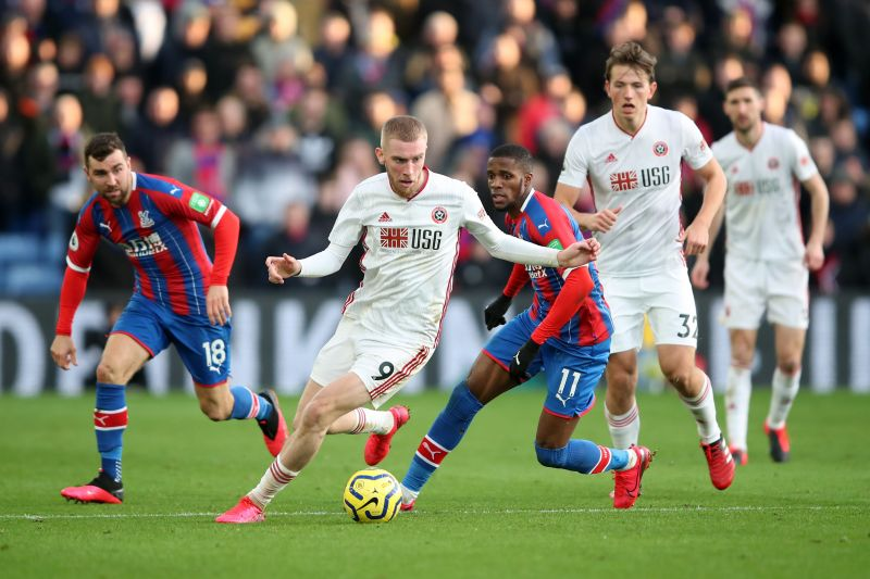 Crystal Palace and Sheffield United have had contrasting transfer windows in January
