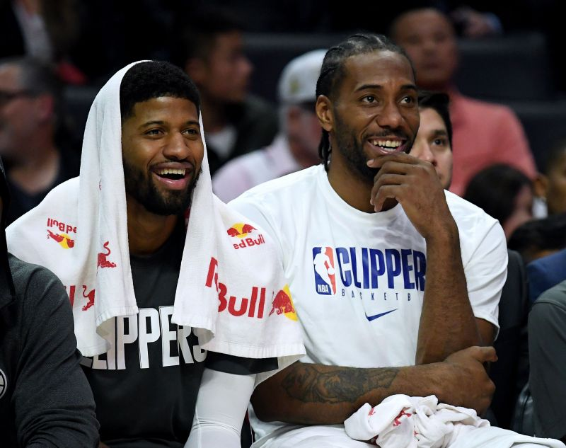 The Clippers recently added Marcus Morris to their lineup