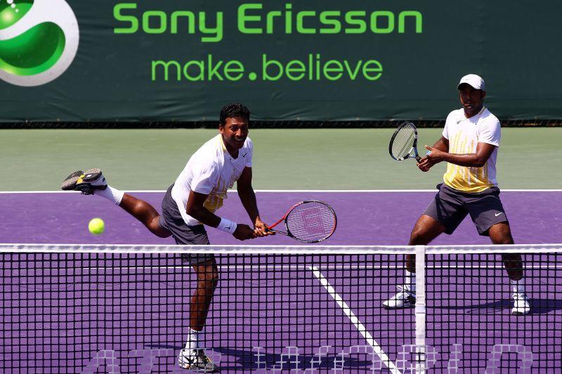 Leander Paes won 3 Grand Slams with Mahesh Bhupathi