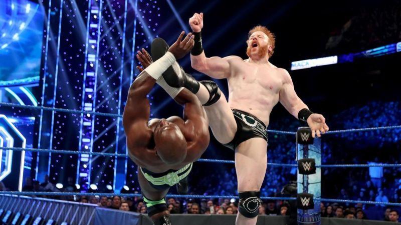 Sheamus vence a Crews y Shorty G en SmackDown