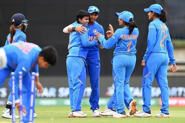 भारत की लगातार तीसरी जीत