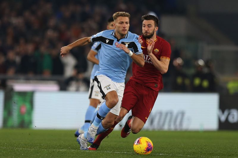 Immobile currently sits top of the Serie A goalscoring charts.