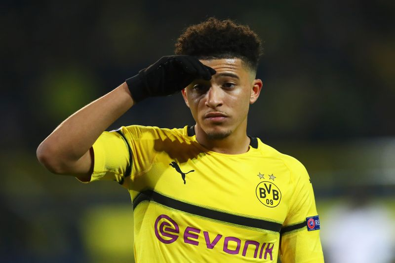 Jadon Sancho has been on fire since moving to Borussia Dortmund