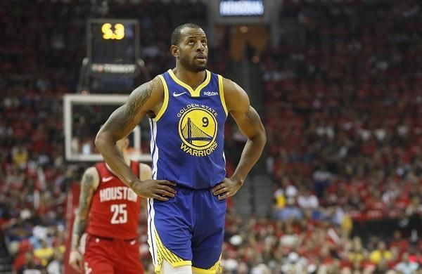 Andre Iguodala was a sought after commodity
