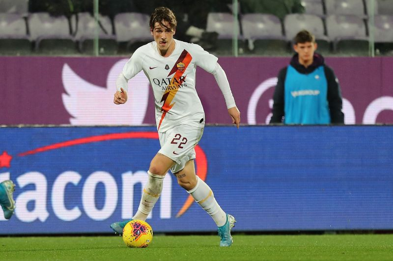Nicolo Zaniolo is an upcoming talent in Italy