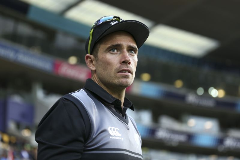 It was a series to forget for Tim Southee