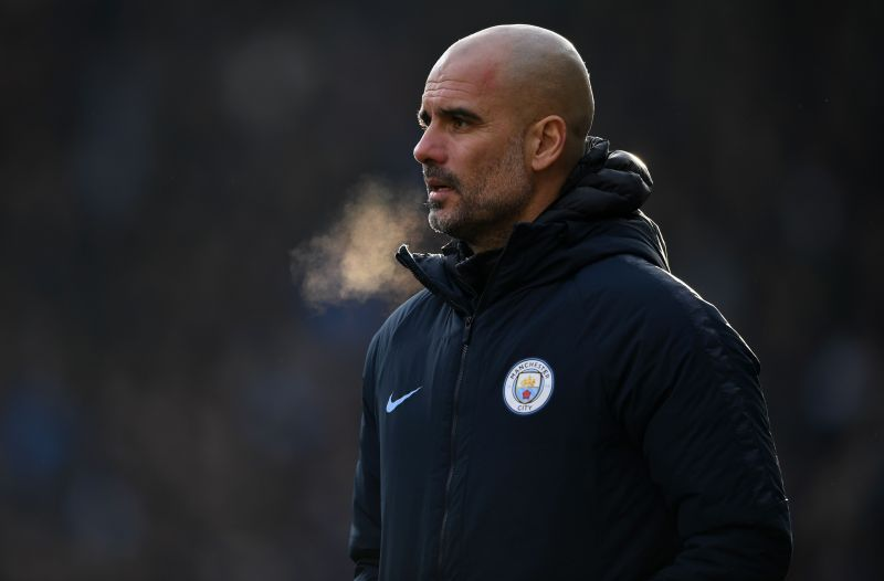 Pep Guardiola has a big decision to make at Manchester City this summer