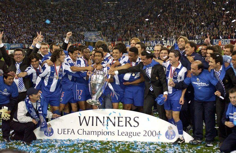 Mourinho masterminded Porto