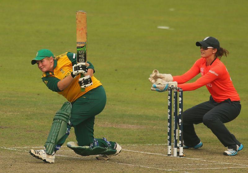England Women v South Africa Women - ICC World Twenty20 Bangladesh 2014
