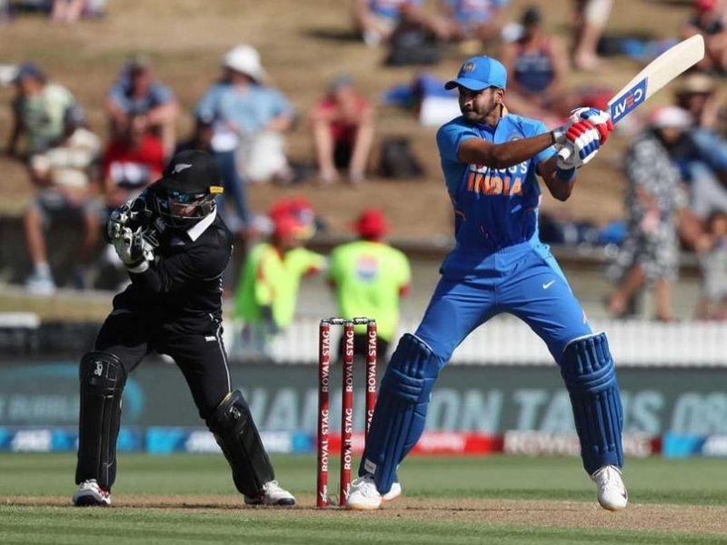 Shreyas Iyer proved his worth at no.4