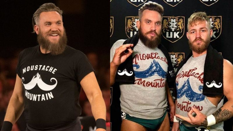 Trent Seven has proven to be both a singles and tag team star