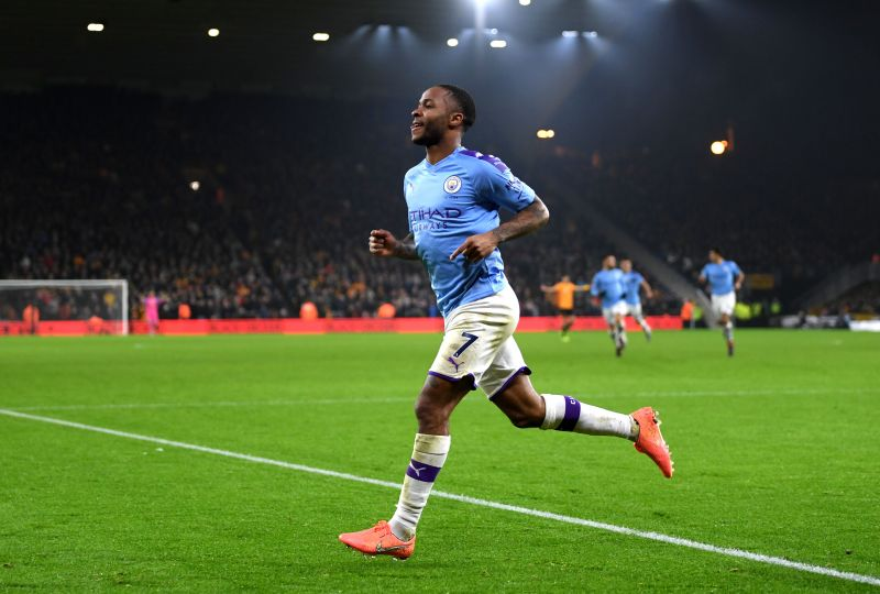 Sterling has scored 20 goals and created six assists for City this term, but could be open to a move abroad