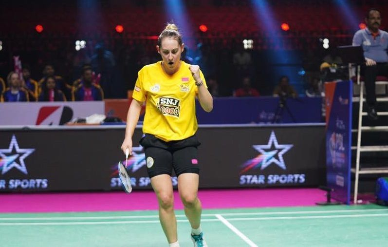 Kirsty Gilmour (Image Credits - PBL)