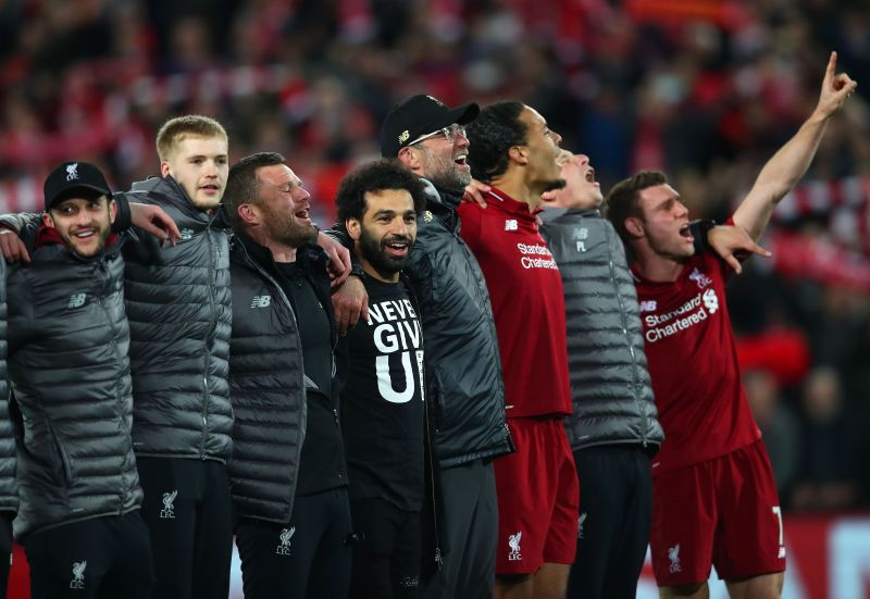 Barcelona squandered a big lead against Liverpool in the Champions League last season