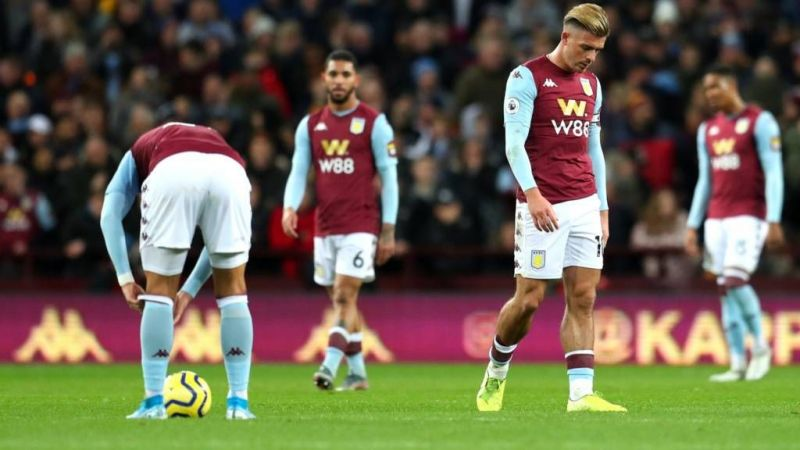 The hammers look a dejected lot after conceding