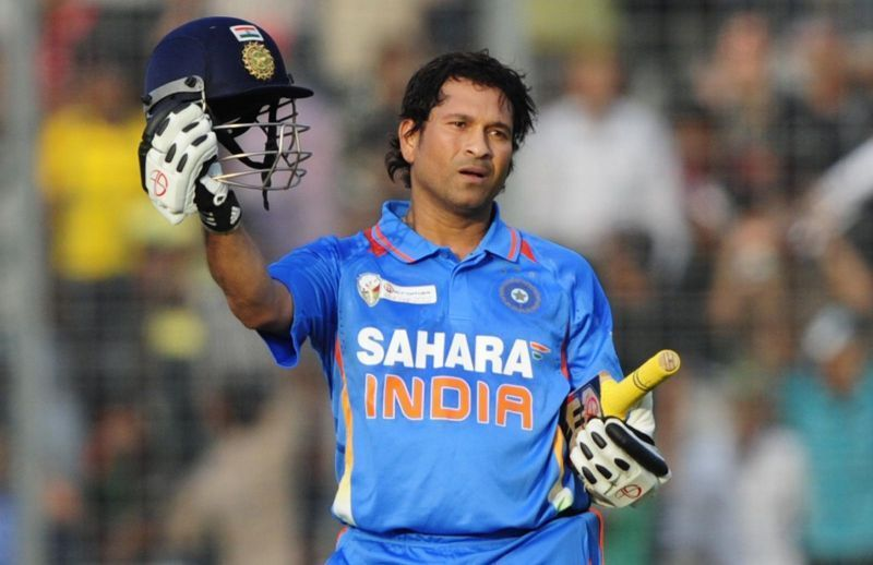 Sachin Tendulkar scored 1750 runs against New Zealand in ODI cricket