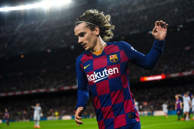 Antoine Griezmann at FC Barcelona has been underwhelming