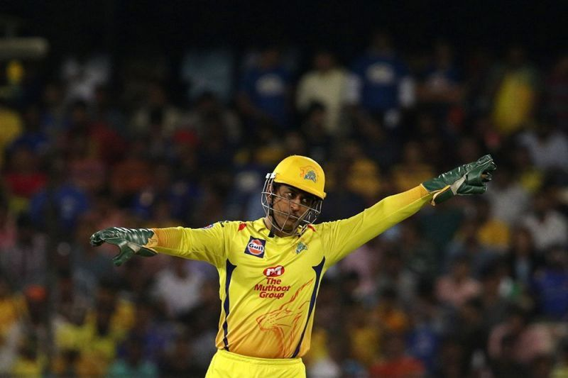 MS Dhoni has a few decisions to make