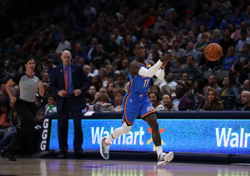 Dennis Schroder has once again been excellent from OKC