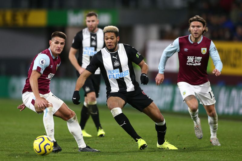 Newcastle United host Burnley in the Premier League this weekend
