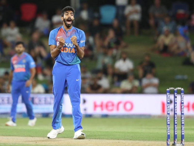 Jasprit Bumrah was the match winner for India