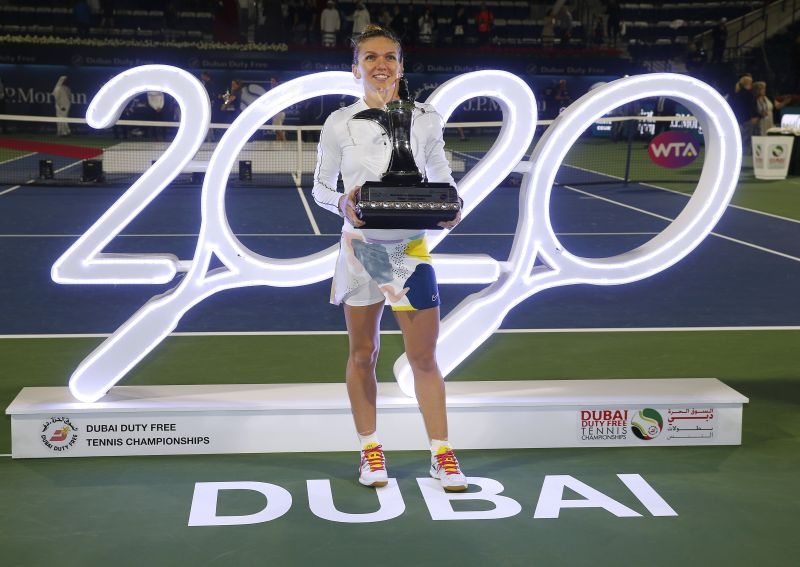 Dubai Duty-Free Tennis - Day Six \Dubai Duty-Free Tennis - Day Six