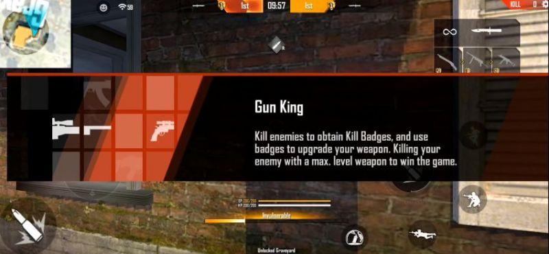 Gun King Mode