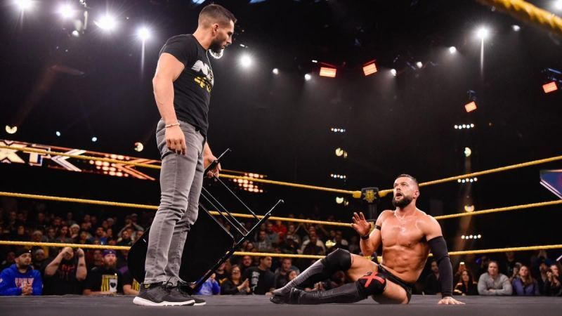 The stakes will be high when two of the best NXT Superstars will face off in a grudge match