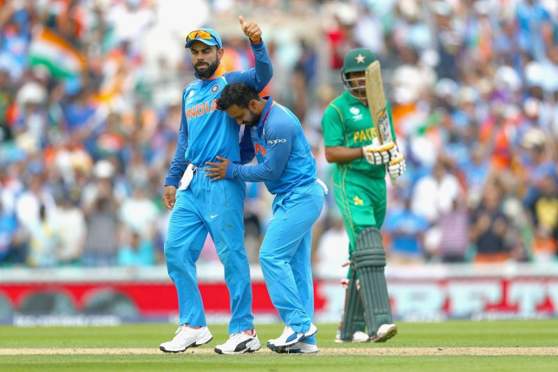 Jadhav has been a handy part time bowler in ODIs
