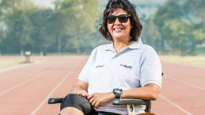 Deepa Malik was the first Indian woman to win a medal at the Paralympic Games