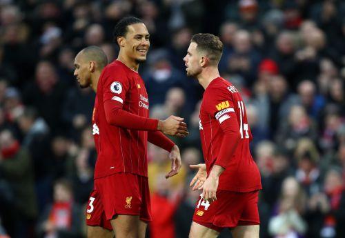 Virgil van Dijk has conceded 1 goal in his last 10 Liverpool games.