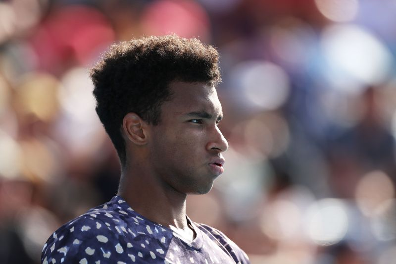 Felix Auger Aliassime has had a slew of poor performances in 2020