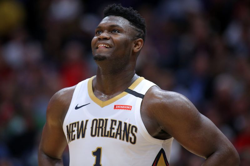 Zion Williamson is expected to return this week