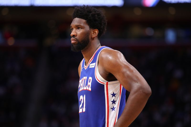 Joel Embiid is among the most dominant bigs in the NBA