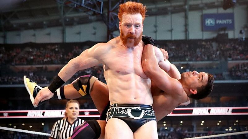 Sheamus opened up about Shorty G