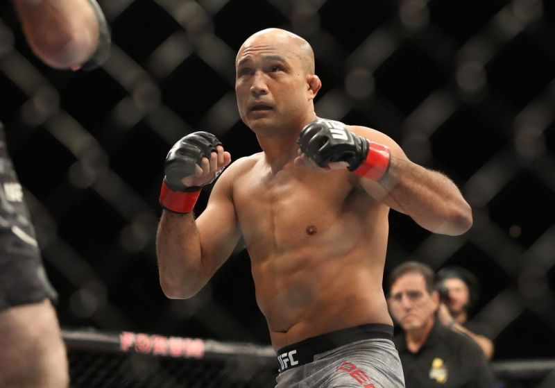 Former UFC Lightweight champion BJ Penn has lost his last 7 fights