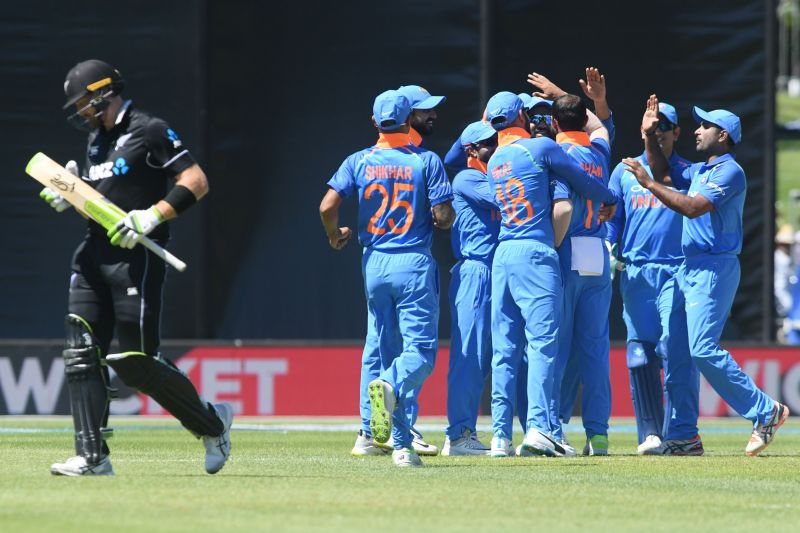 New Zealand and India will switch formats now