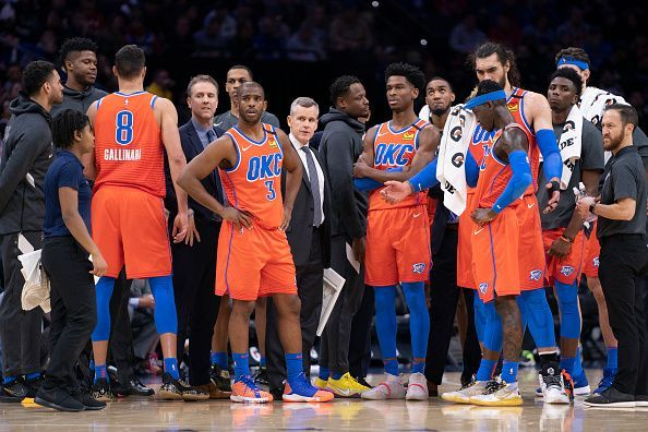 Oklahoma City Thunder have exceeded expectations by quite a margin