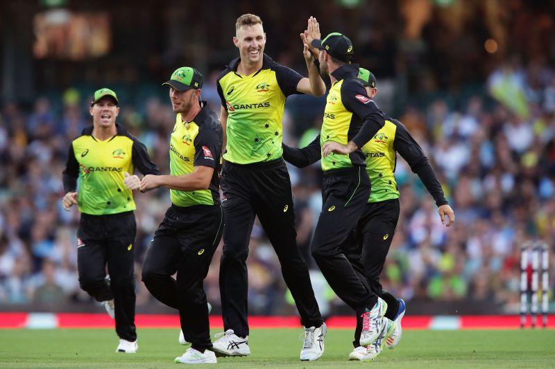 Australia v New Zealand - T20 Game 1