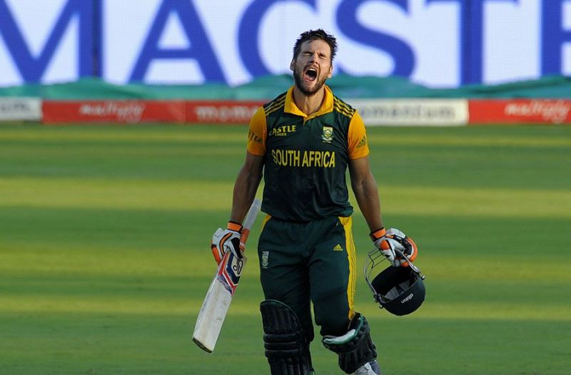 Rilee Rossouw made an unpopular decision in 2017, but may yet return.